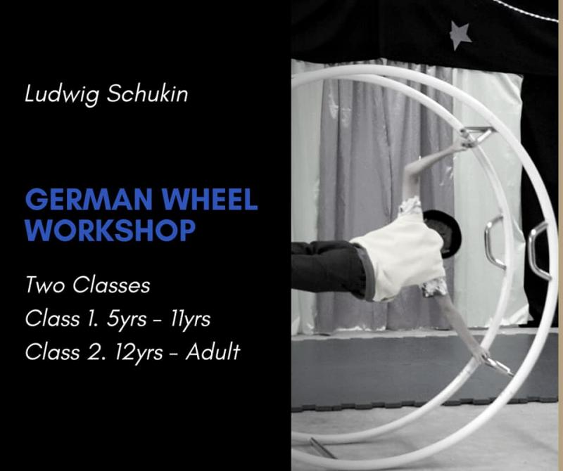 Ludwig German Wheel Workshop