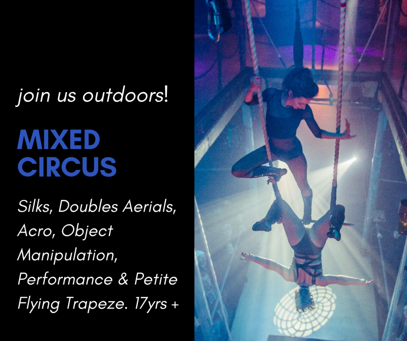 Mixed Circus Workshop