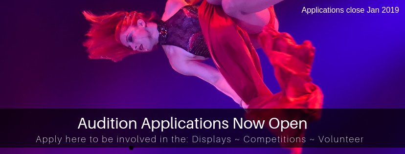 apply online to compete in the Australian Circus Festival