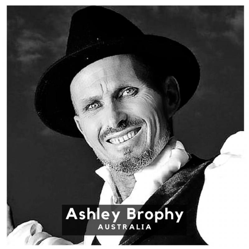 Ashley Brophy High Tight Wire Walker