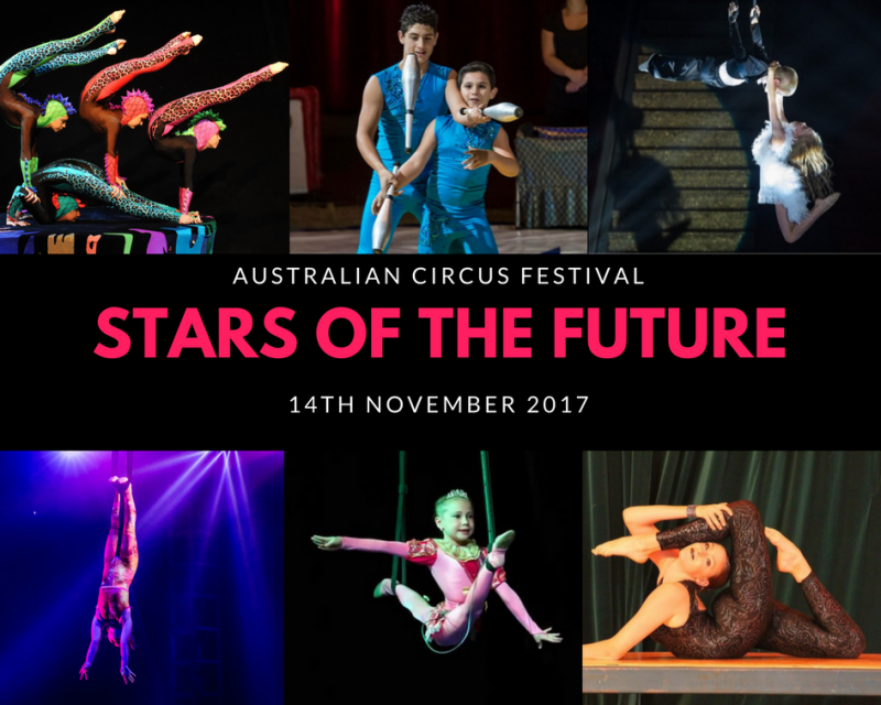stars of the future circus