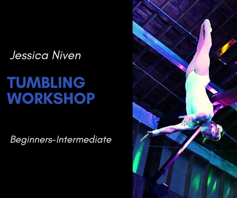 Tumbling Workshop Jessica Niven
