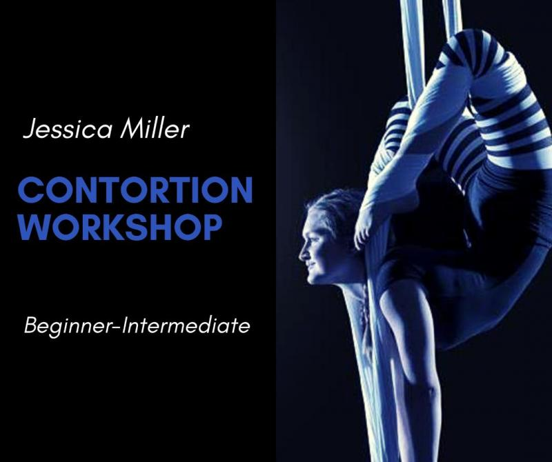 Contortion Workshop Jessica Miller